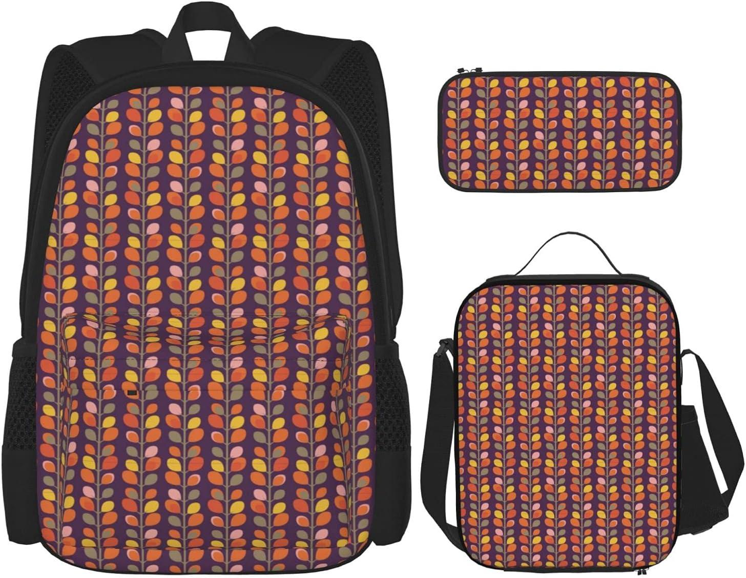 Marat Popular overseas Backpack For Leaves Flower Super popular specialty store Bush Bamboo L Maple Love