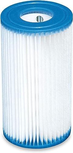 Intex Filter Cartridge A Cartouche filtrante A, Bleu, 11x11x20 cm