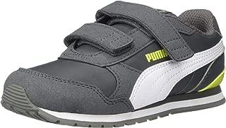 PUMA Kids' St Runner Velcro Sneaker