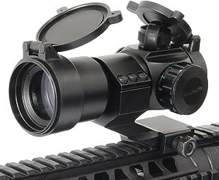 Sutekus 4 MOA ドットサイト 赤/緑ダットサイト 照準器 20mmレール対応 レッド/グリーン