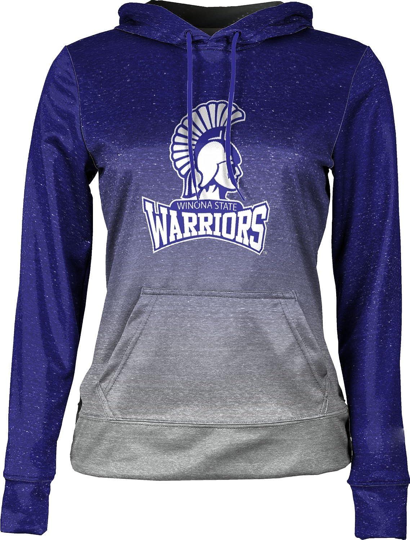 ProSphere Winona State University Girls' Pullover Hoodie, School Spirit Sweatshirt (Ombre)