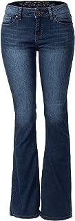Women's Sexy Stylish Flare Bell Bottom Slim Bootcut Jean