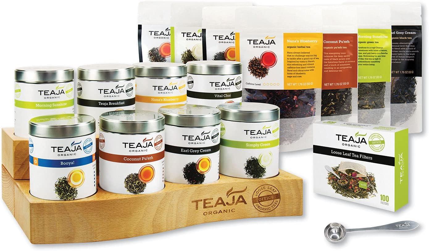 TJA2723597 - Clearance SALE Limited time TEA KIT Award EXPERIENCE