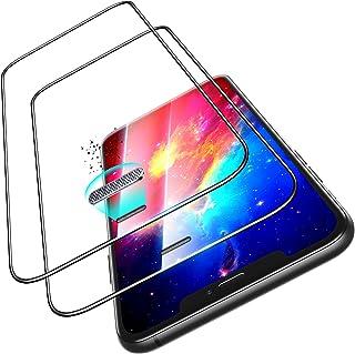 ESR Armorite Tempered Glass for iPhone 11 Screen Protector / iPhone XR Screen Protector, 110lb Resistant Ultra Tough Tempe...