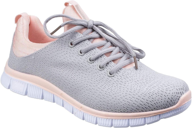 Fleet & Foster Womens Pompei Summer shoes Grey Size UK 4 EU 37