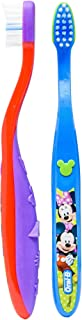 Oral-B Disney Kids Toothbrush, Extra Soft, Stages 2 (2-4 yrs), 2ct