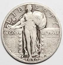 1930 liberty quarter