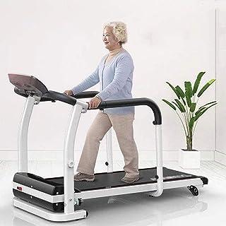Treadmills, Folding Electric Treadmill 2.0HP Motor Rehabilitation Treadmill Home Elderly Walking Machine Fitness Exercise ...
