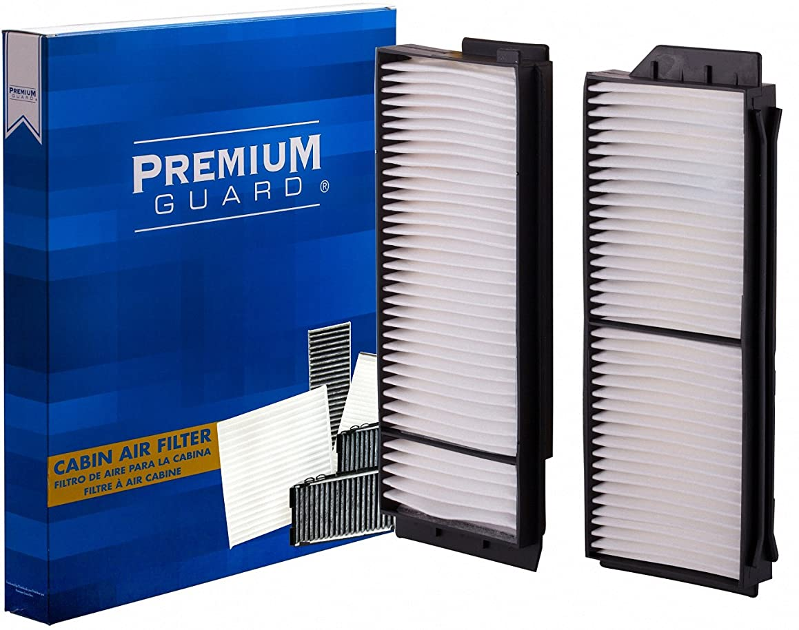 PG Cabin Air Filter PC4482   Fits 2004-09 Mazda 3, 2006-17 5, 2009 3 Sport