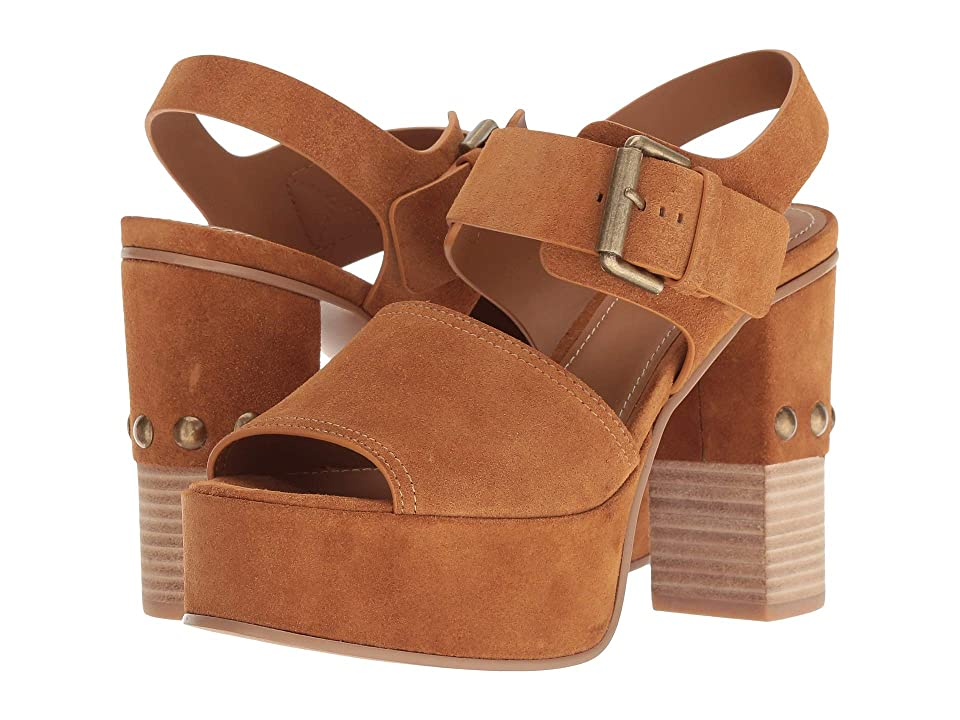 See by Chloe SB31041A (Tan Crosta) High Heels