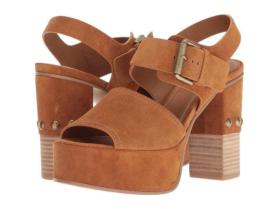 See by Chloe SB31041A (Tan Crosta) High Heels