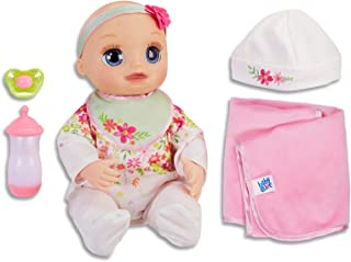 Baby Alive Doll - Real as Can Be Baby - Blonde Girl Incl Accessories - Nuturing Dolls and Toys for Kids, Girls, Boys - Age...