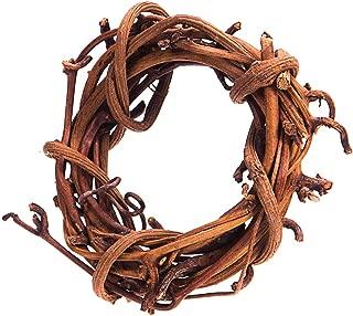 Darice Bulk Buy DIY Grapevine Wreath Natural 2 inches (12-Pack) GPV2