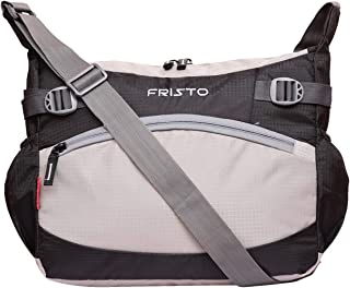 Fristo Sling Bag unisex (Black Grey)