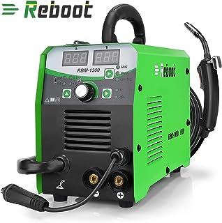Saldatrice MIG MIG130 AC220V Gas e Gasless MIG/Stick/Lift Sa
