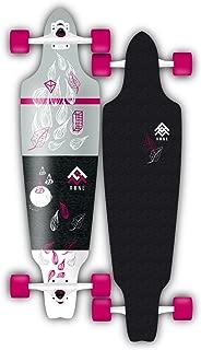 Rune Skateboards Rune Longboard caladbolg # 2/Red