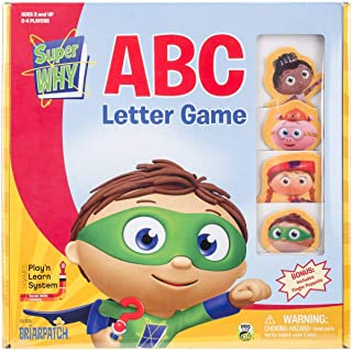 Best super why super letters Reviews