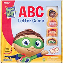 Super WHY ABC Game