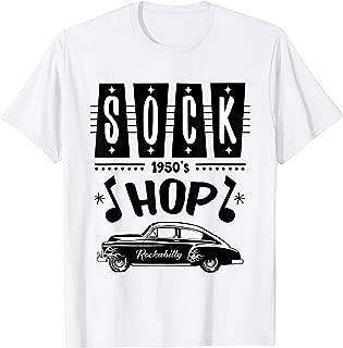 Sock Hop Party Clothes Retro 50s Rockabilly 1950s Shirt