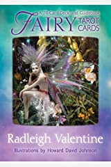 Fairy Tarot Cards: A 78-Card Deck and Guidebook Cards