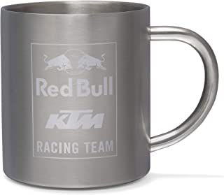 Red Bull KTM Mozaic Steel Mozaïek Mok Gris Unisex One Size T-shirt, Red Bull KTM Factory Racing Original Kleding & Merchan...