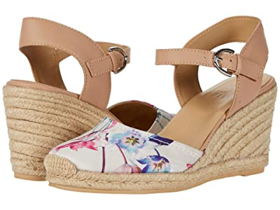 Naturalizer Phebe (Pink Multi Tulip Fabric Leather) Women