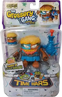 Grossery Gang The Time Wars Action Figure - Jock Slop Burger
