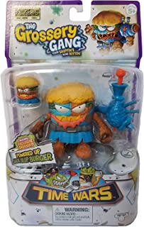 Grossery Gang The Time Wars Action Figure - Jock Slop Burger