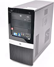 Hp Pro 3130 Microtower Desktop Pc Wifi Bundle - Amazing Intel Core I3 @ 3.2ghz - 320gb HDD - Loaded 4gb RAM - Windows 7 Professional 64-bit - Dvd-rw (Renewed)