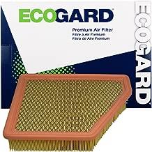 ECOGARD XA6102 Premium Engine Air Filter Fits 2010-2015 Chevrolet Camaro