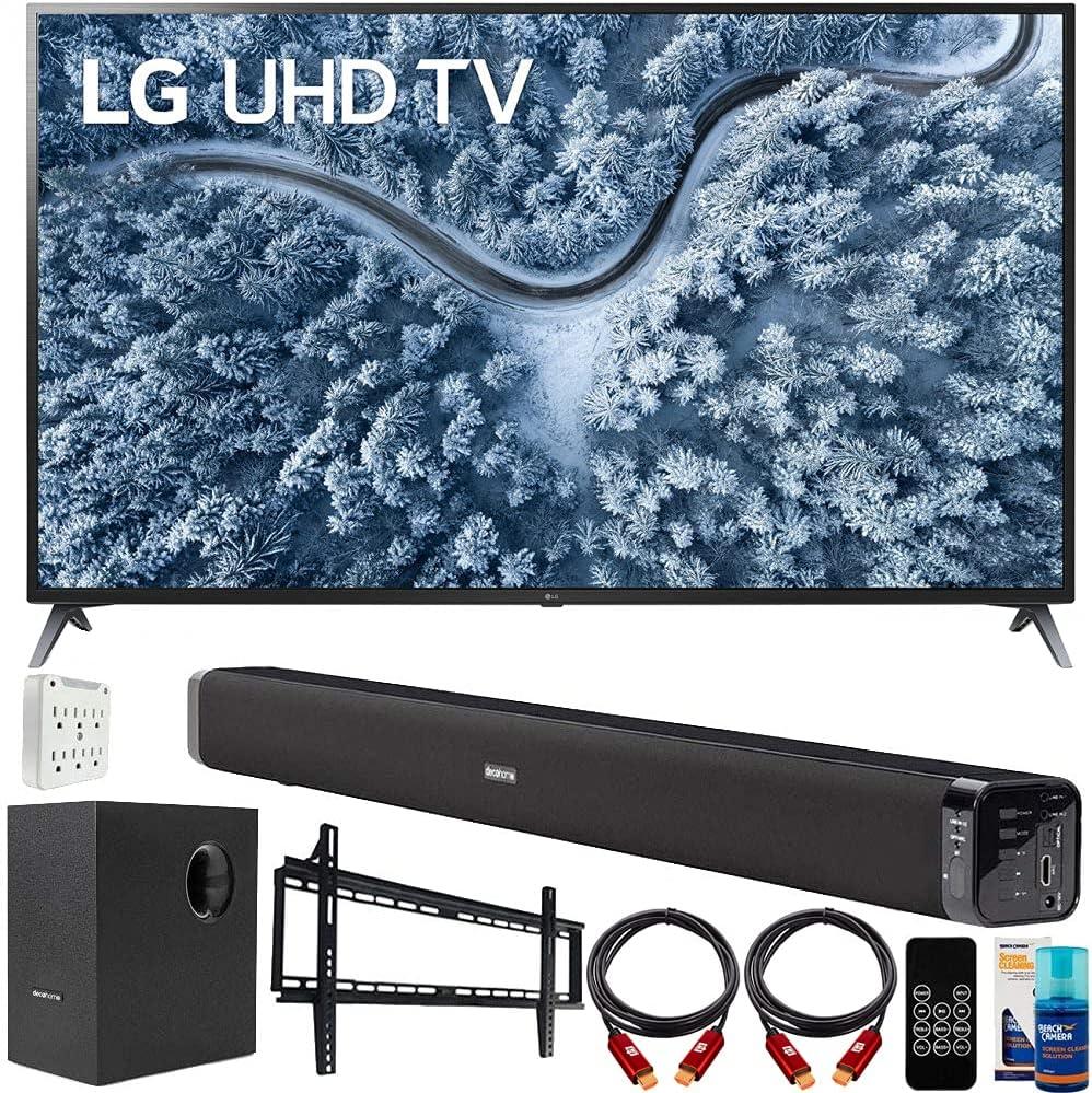 specialty shop LG 70UP7070PUE 70 Inch LED 4K UHD Bu Model TV Fashion 2021 Smart webOS