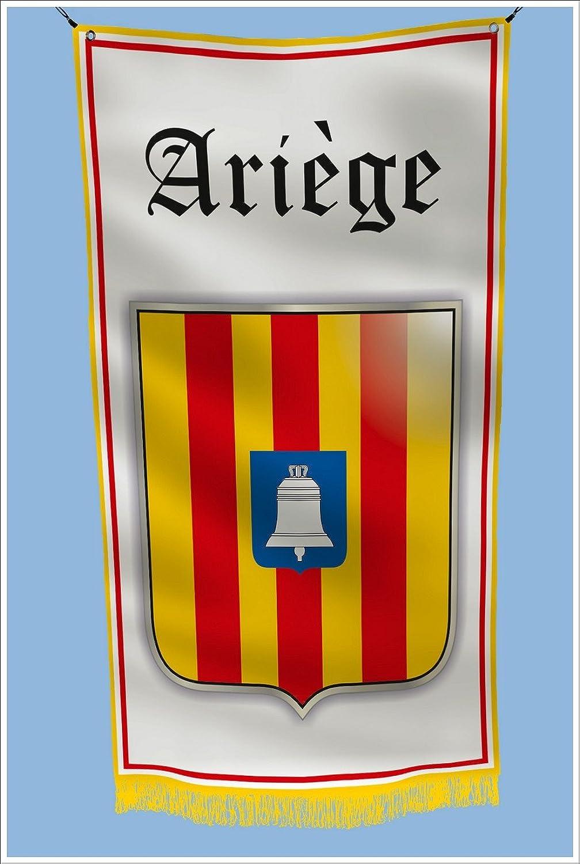 France Ariège Department Garage Hangar Basement Flag 3x5 Feet