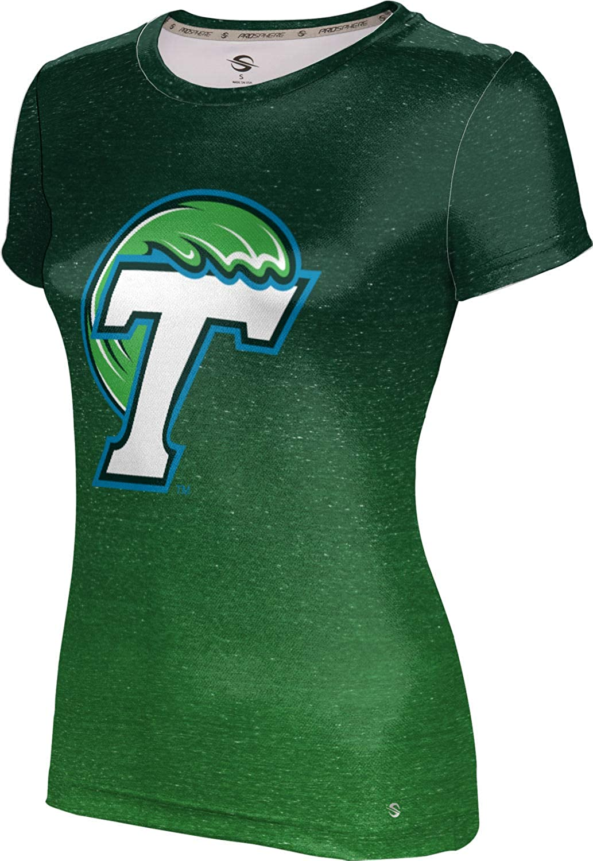 ProSphere Tulane University Girls' Performance T-Shirt (Ombre)