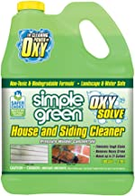 Oxy Solve House and Siding Pressure Washer Cleaner – Removes Stains from Mold &..