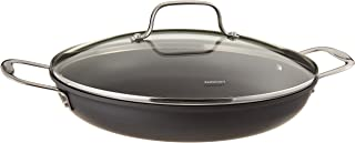 Cuisinart 650-26CP Chef's Classic Nonstick Hard-Anodized 5-Quart Chili Pot with Cover 12-Inch 625-30D
