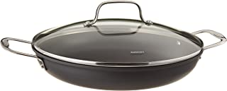 Cuisinart 625-30D Chef's Classic Nonstick Hard-Anodized 12-Inch Everyday Pan with..