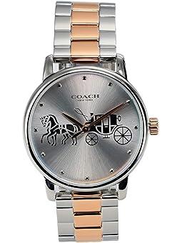 COACH Grand - 14503738,Silver/Gold