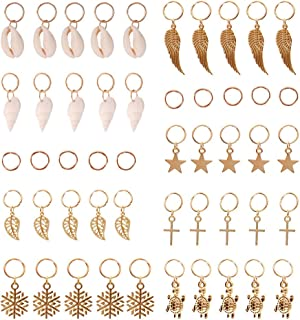 Best hair beads and shells Reviews