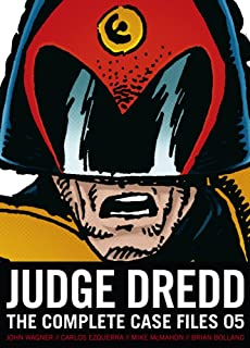 Judge Dredd: Complete Case Files 05 (5)
