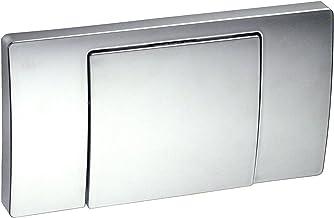 Cornat bedieningsplaat voor VWC15/VWC19/WEK, chroom/mat, APV1 chroom, mat