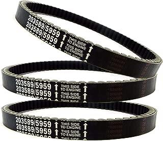 30 series torque converter belt