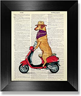 gifts for vespa lovers