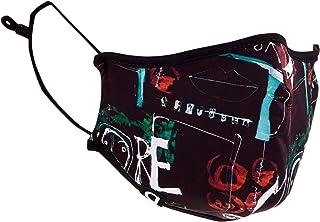 Desigual Unisex adult mask lettering.
