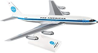 Daron Skymarks SKR877 Pan American World Airways 707 1/150 Scale Airplane Model Jet Clipper Monsoon Livery REG#N415PA