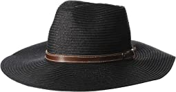 PBF7339 - Fedora with Faux Leather Band with Buckle