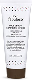 evo Fabuloso Cool Brown Color Intensifying Conditioner - 7.5 Fluid Ounce