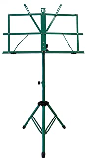 Audio2000'S AST4442GN Portable Sheet Music Stand – Green