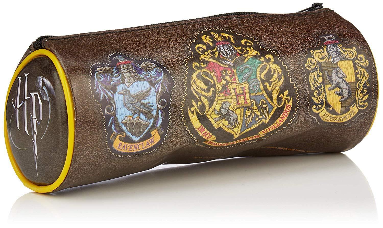 Harry Potter Crests - Estuche: Amazon.es: Oficina y papelería