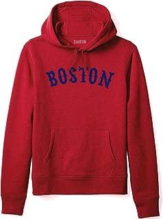 Adult Unisex Pullover USA Cities States Comfort Hoodie Fleece Sweatshirt