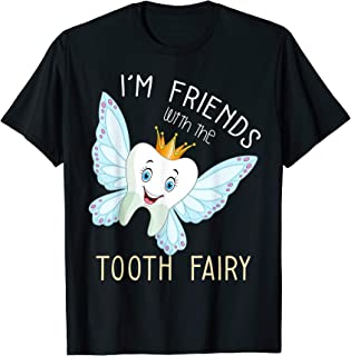 Tooth Fairy Halloween Costume Tee For Adults and Kids T-Shirt